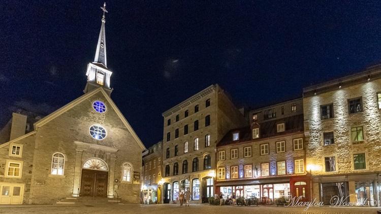 Québec : La vieille ville