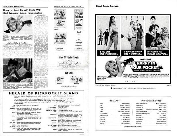 BOX OFFICE USA DU 06/09/1973 AU 12/09/1973