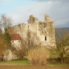 Cressin-Rochefort ( château de Rochefort )