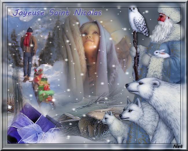 Joyeuse Saint Nicola