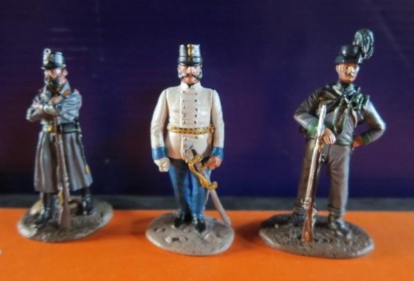 La guerre de 1870 a inspiré les maquettistes !