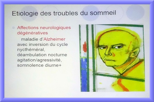 Une conférence passionnante du Docteur Plassard sur le sommeil et les médicaments