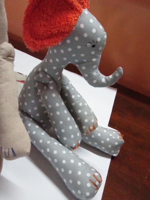un éléphant se balançait.....
