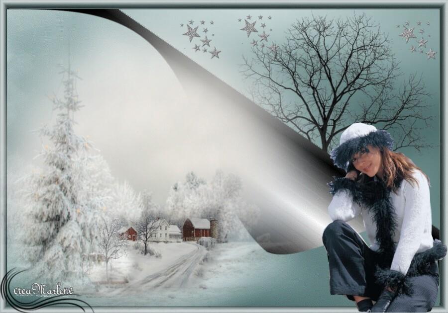 ♥ Première neige ♥