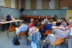 Assemblée générale du 27 septembre 2013