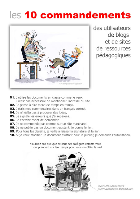 Les 10 commandements