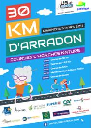 Les Courses d'Arradon - Dimanche 5 mars 2017