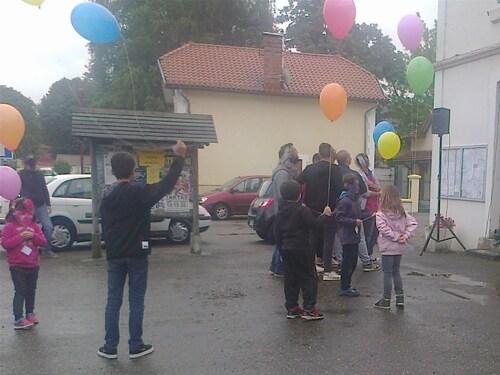 Les fêtes du village