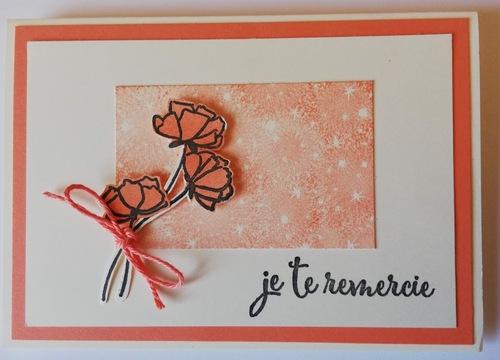 Atelier chez Cécile : les cadeaux...