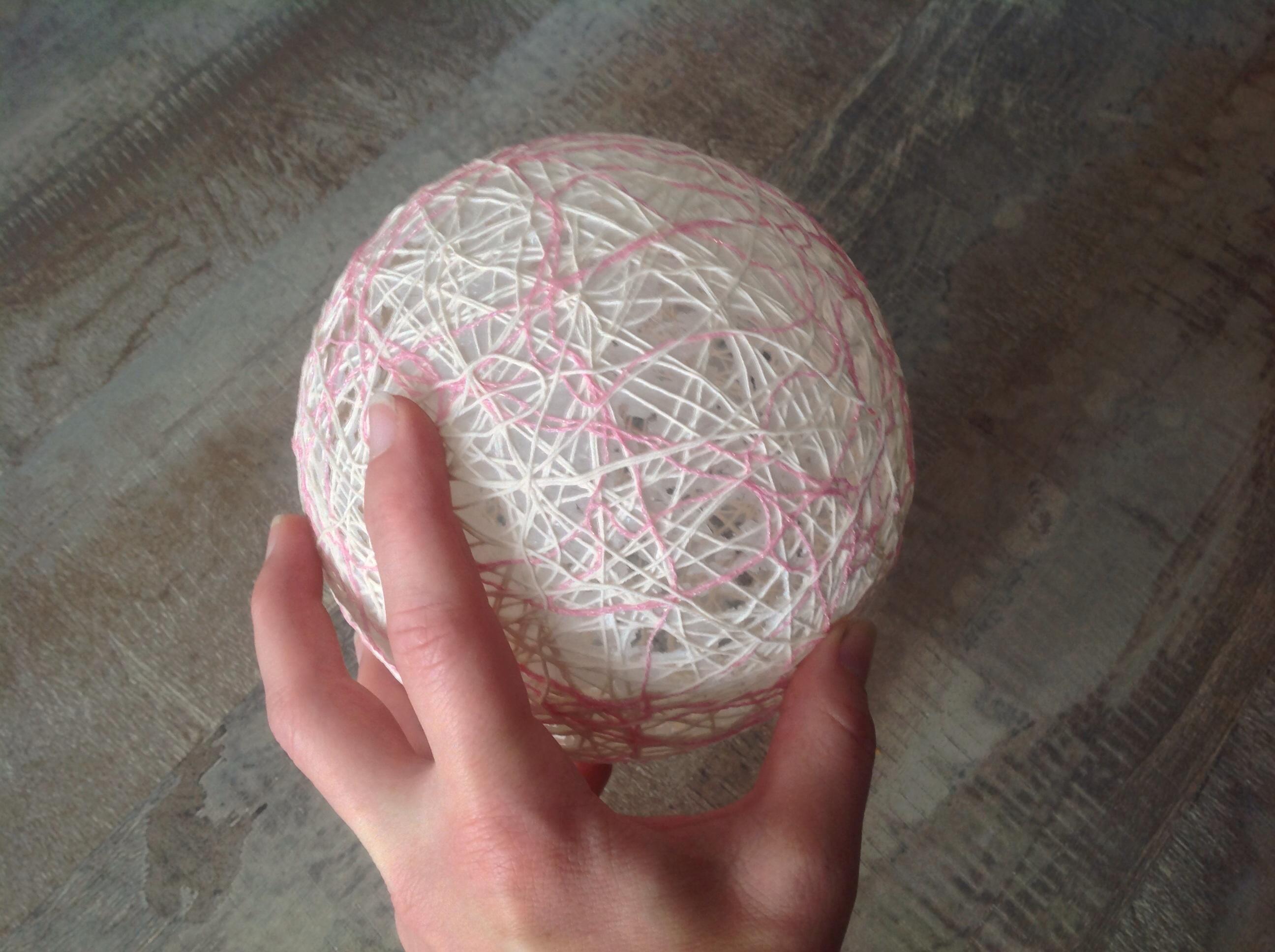 boule fil de coton