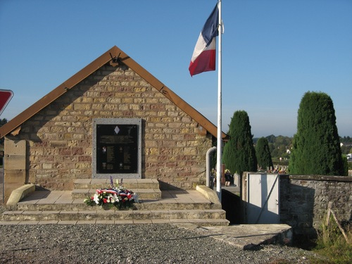 * Septembre 2014 - Commémorations de la bataille de Dompaire (2ème DB) et des combats de Lyoffans et Andornay (1ère DFL)