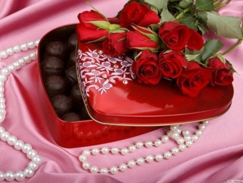 La Fête de Saint Valentin... 14 février