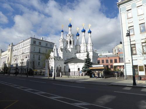 Voyage Transsibérien 2017, le 09/07, 2ème jour, Moscou