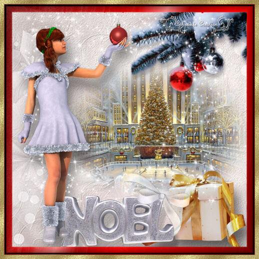Les créations de Noel 2014