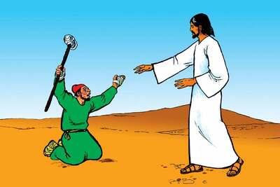 De la CRECHE à la CROIX - Lecture et Prière (3)