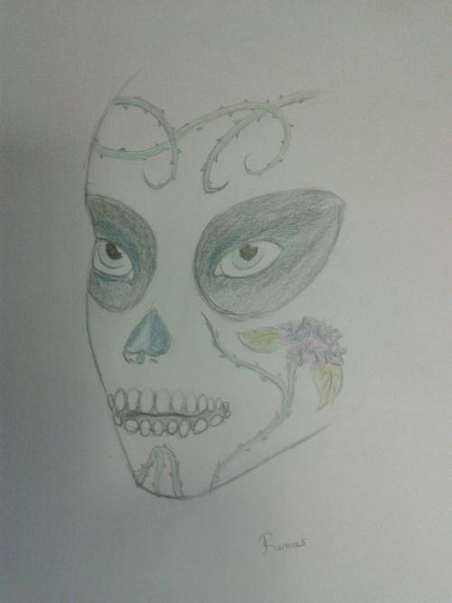 Dia de Los Muertos - Ronce