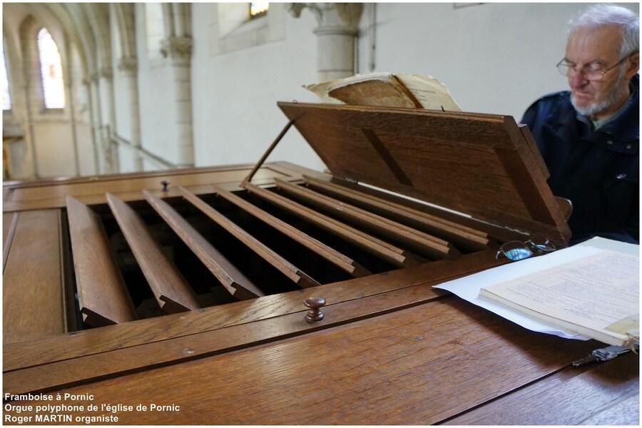 L'orgue Polyphone - Les jalousies