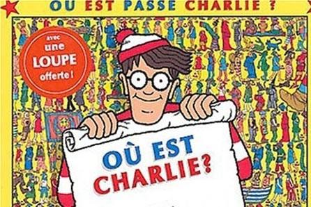 Ou-est-Charlie album humour