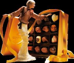 Délicieux chocolats