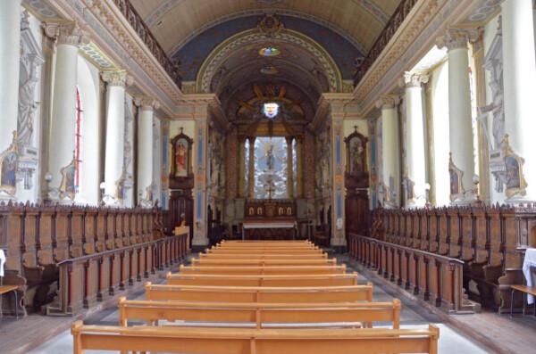 13 l'abbaye de Langonnet
