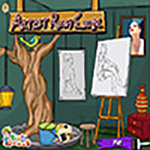 Artist Room Escape Eightgames