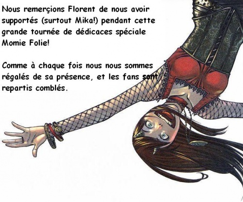 Florent Maudoux et les Momies infernales T05!