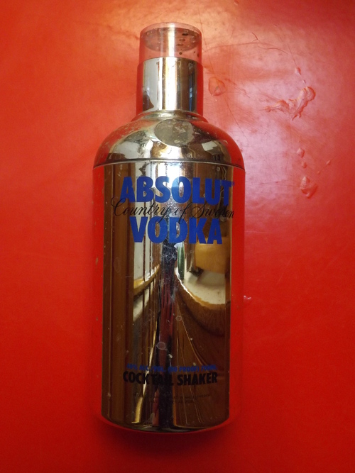 boite ABSOLUT VODKA