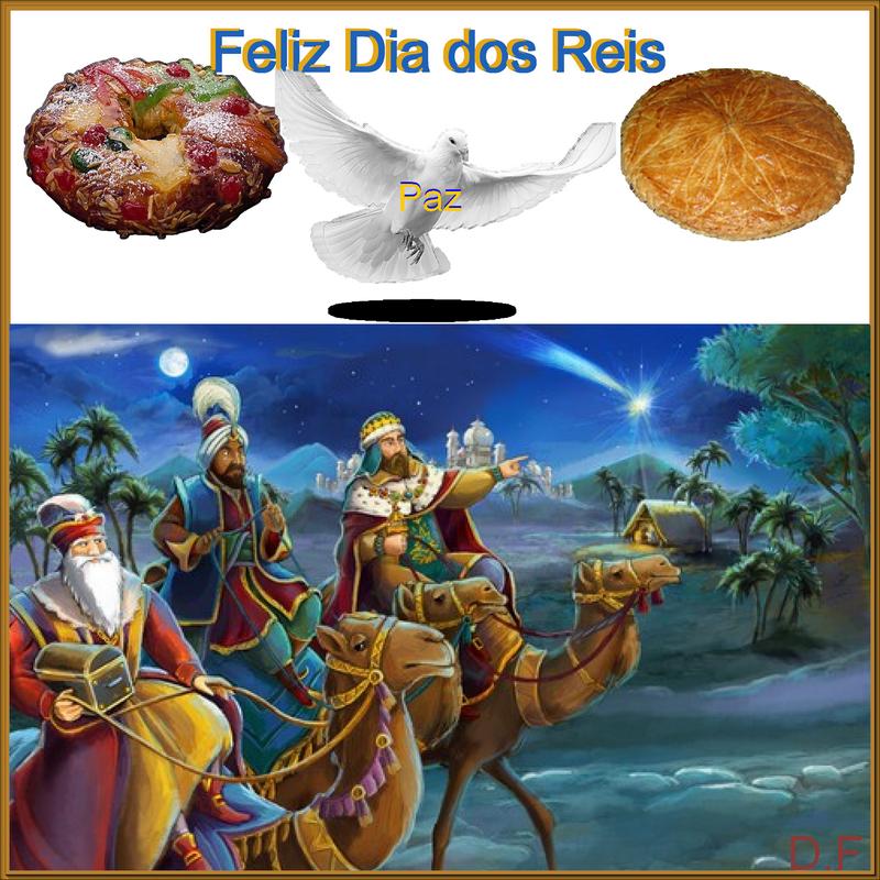 JOURNEE DU ROI- DIA DOS REIS