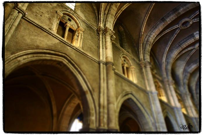 Après les Imaginales, la basilique Saint Maurice