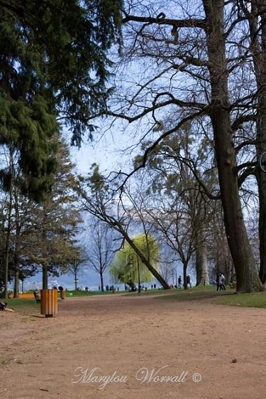 Pays de Savoie : Lac d'Annecy 2