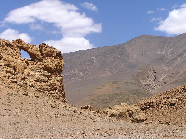 Ascension du M'Goun, Haut Atlas
