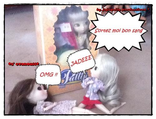 Déballage de Jade !!!!!