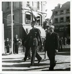 Les deux voyages du général de Gaulle à Granville