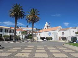 Sur l'île de Porto Santo
