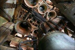 Beffroi de Tournai - Le carillon