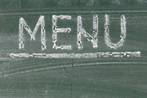 Pour composer vos menus, voici les principaux éléments à privilégier