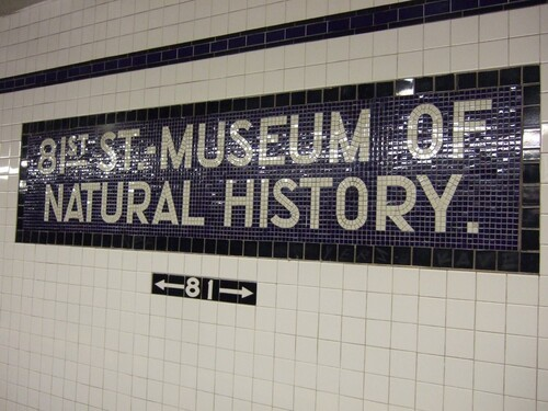 NEW YORK 2016- Jour 5- Museum of Natural History