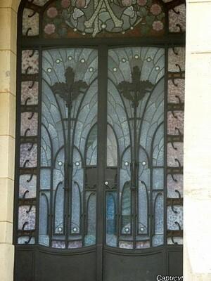 Art nouveau et nature : l'école de Nancy