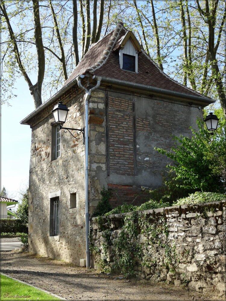 Photo de l'hôtel de ville de Saint-Paul-lès-Dax (Metges)