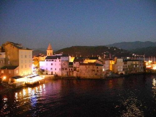 Saint Florent de jour et de nuit
