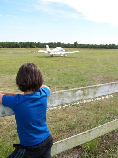 Blog de chipiron :Un chipiron dans les Landes, L'aérodrome