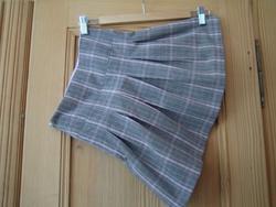 Petite jupe plissée