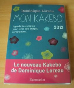 Kakebo ou pas kakebo