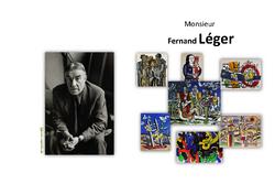 Affiche Fernand Léger
