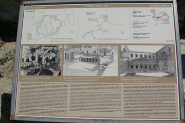 Ancienne Corinthe  - Fontaine Peirene