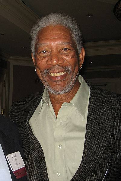 Fichier:Morgan Freeman, 2006.jpg