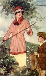-féminin des golfs 9 trous de bretagne