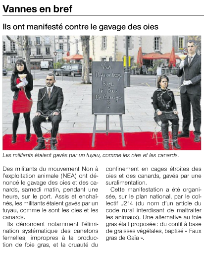 Ouest France 4/12