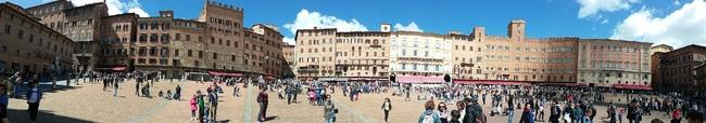 Retour en Italie