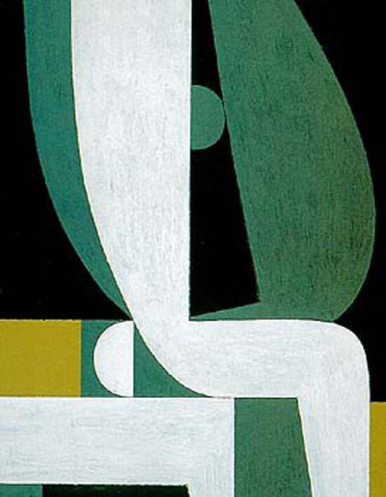 Quelques peintres grecs abstraits (I)